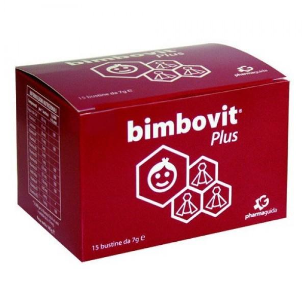 BIMBOVIT Plus 15 Bustine 7 g