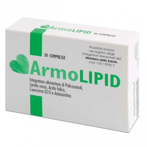 ArmoLIPID - Integratore per il controllo...