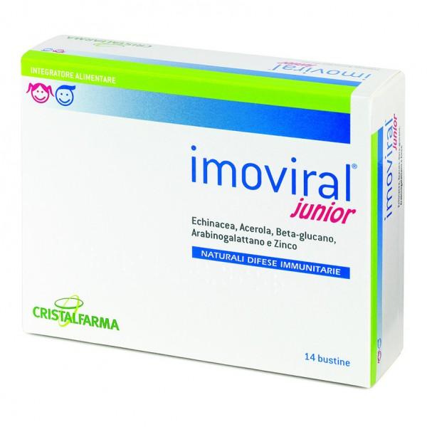 IMOVIRAL Junior 14 Bustine