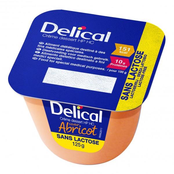 DELICAL Albicocca 4x125g