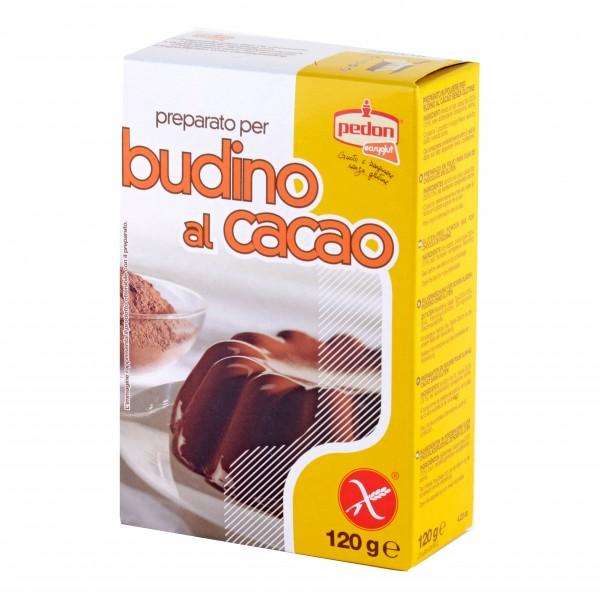 EASYGLUT Prep.Budino Cacao120g
