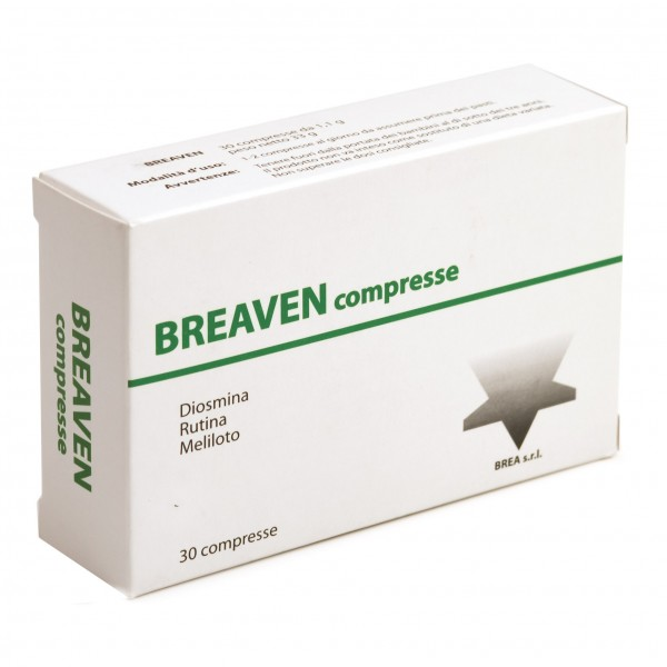BREAVEN 30 Cpr