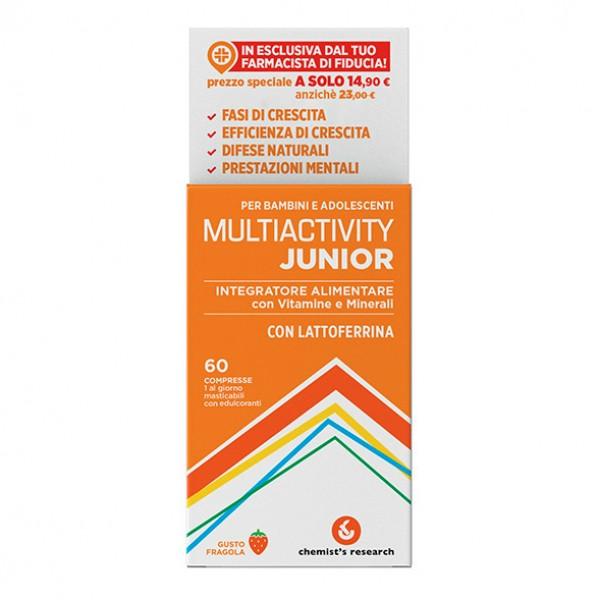 MULTIACTIVITY Junior 60 Compresse