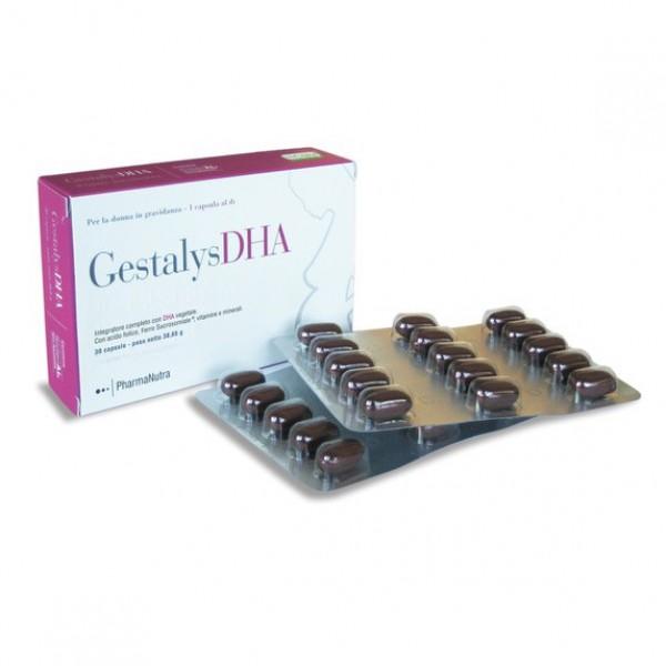 GESTALYS DHA 30 Cps 36,3g