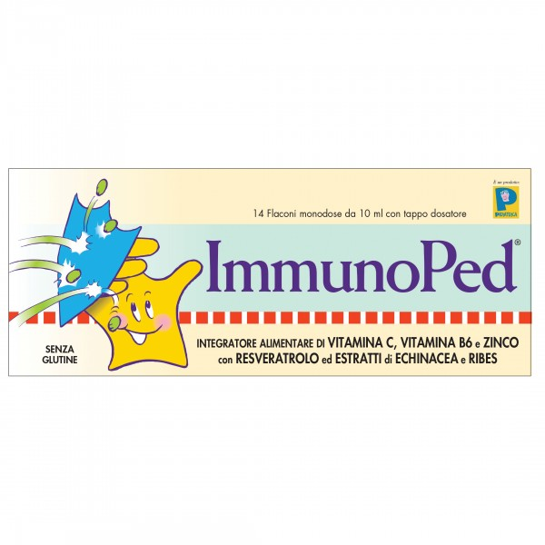 IMMUNOPED Int.14 fl.10ml
