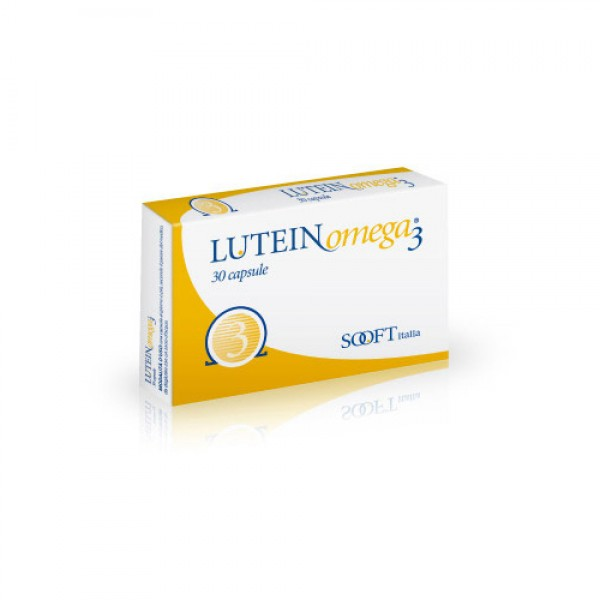 LUTEIN Omega3 30 Cps