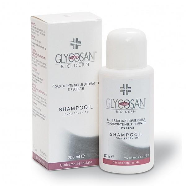 GLYCOSAN Pl.Bioderm Sh.200ml