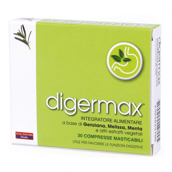 DIGERMAX 30 Cpr mast.