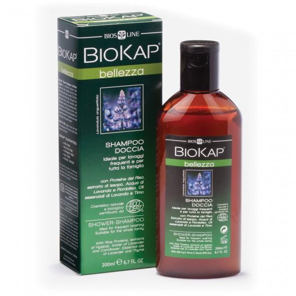 BIOKAP Sh-Doccia EcoBio 200ml