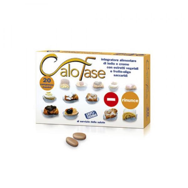 CALOFASE 20 Compresse