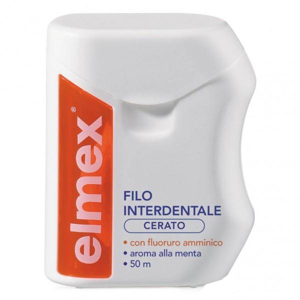 Elmex Filo Interdentale Cerato