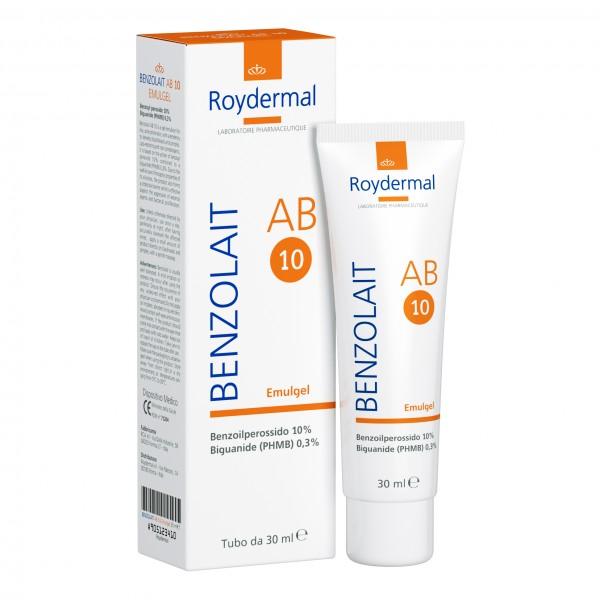 BENZOLAIT AB10 Plus Emulgel 30 ml