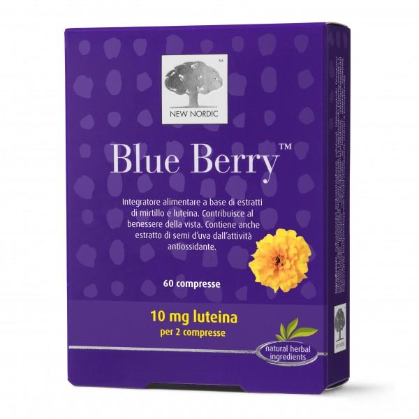 BLUE BERRY Integr.120 Cpr