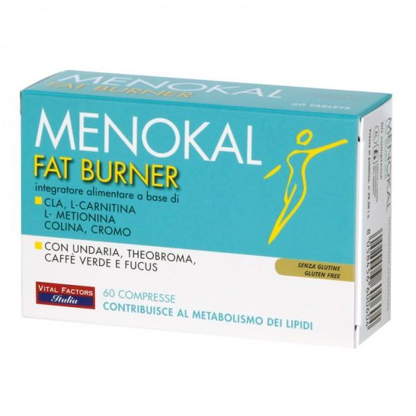 MENOKAL Fat Burner 60 Cpr