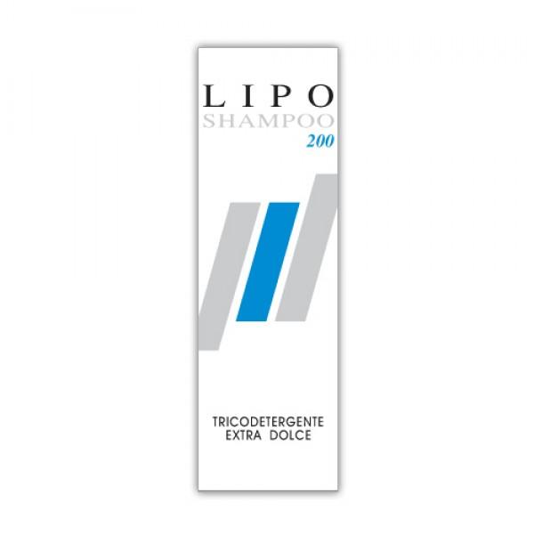 LIPOSHAMPOO Sh.Olio 200ml