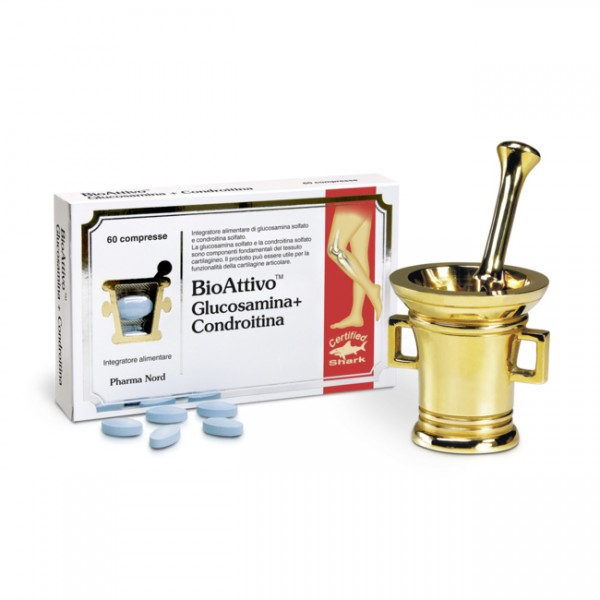 BIOATTIVO Glucos+Condr.60 Cpr