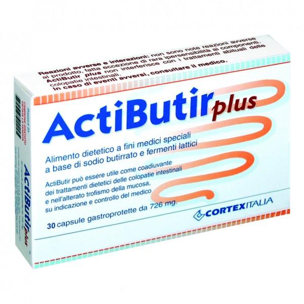 ACTIBUTIR Plus 30 Capsule 726 mg