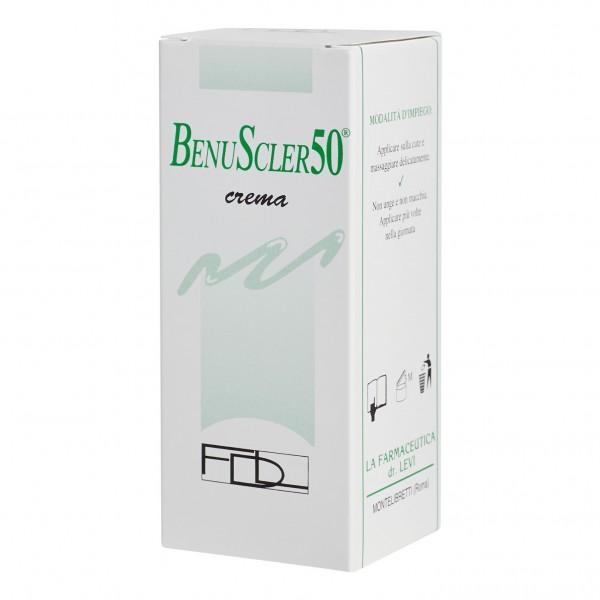 BENUSCLER 50 Crema 50 ml