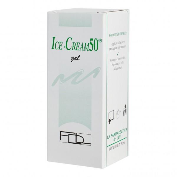 ICE CREAM 50 Crema  Gel.50ml