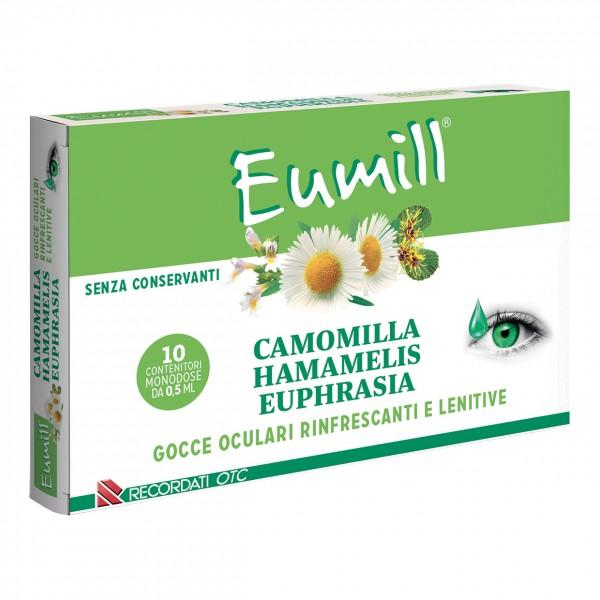 Eumill Gocce Oculari Camomilla Hamamelis...