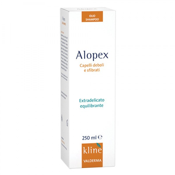 ALOPEX Olio Shampoo 250ml