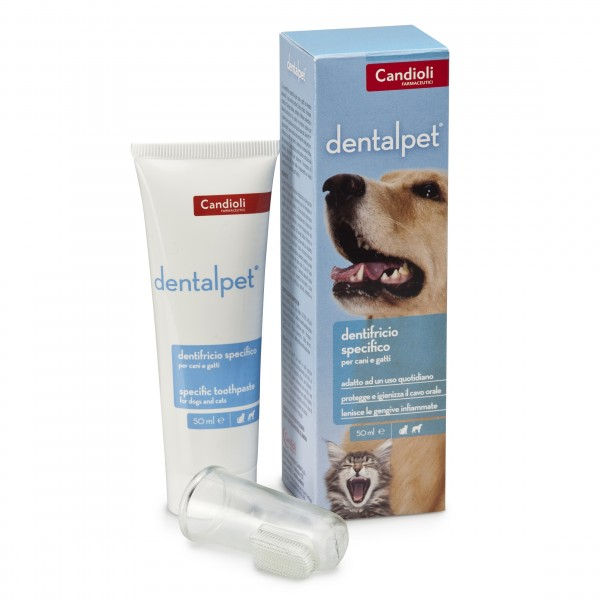DENTAL Pet Dentif.50g
