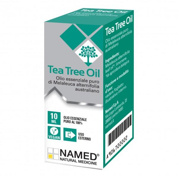 TEA TREE Oil Melale.10ml NAMED