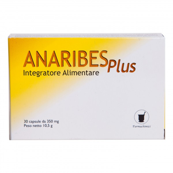 ANARIBES Plus 30 Cps