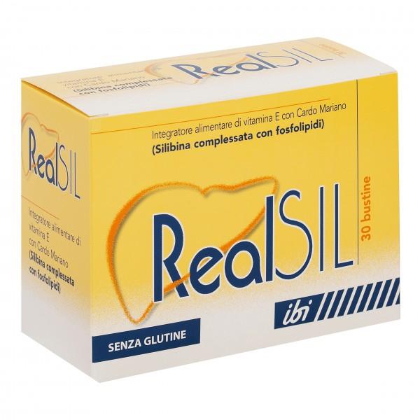 REALSIL Int.Vit.E 30 Bust.3g