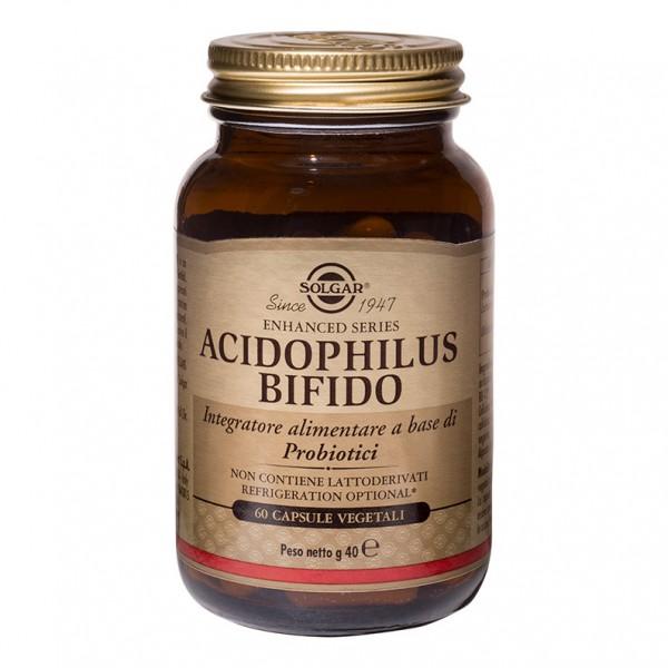 ACIDOPHILUS BIFIDO 60 Cps SOLG