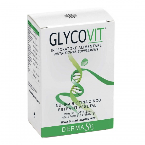 GLYCOVIT Dermaforte 30 Cpr