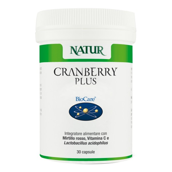 CRANBERRY Plus 30 Cps NATUR