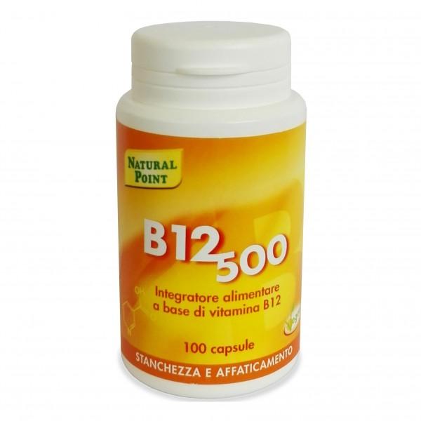 B12 Cianocobalamina 100Cps N-P