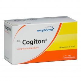 Ard Cogiton - Integratore antiossidante per la memoria e la funzione cognitiva - 10 flaconcini da 10 ml