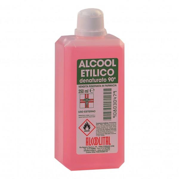 ALCOOL Denat. 250ml ALCOOLITAL