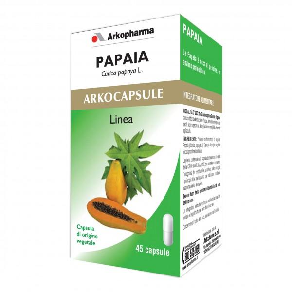 ARKOCAPSULE Papaia 45 Cps