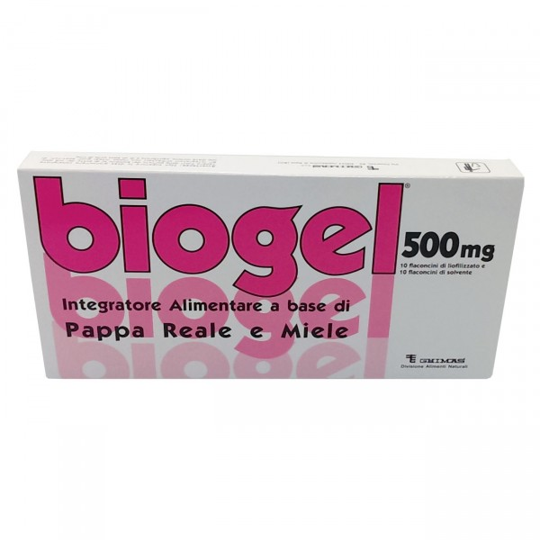 BIOGEL*10 Fl.500mg