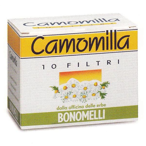 BONOMELLI Camomilla 10 Filtri