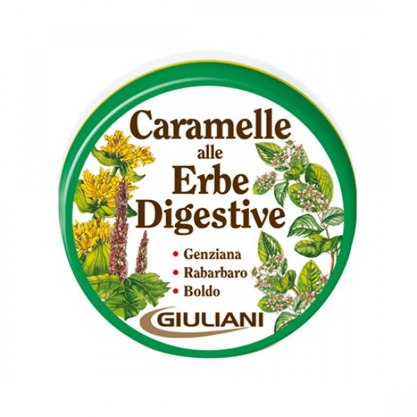 Giuliani Caramelle Digestive alle Erbe 6...