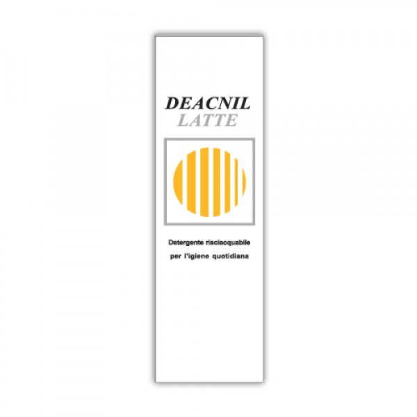 DEACNIL Latte Deterg.200ml