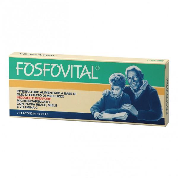 FOSFOVITAL 7 Flac.Orali 10ml