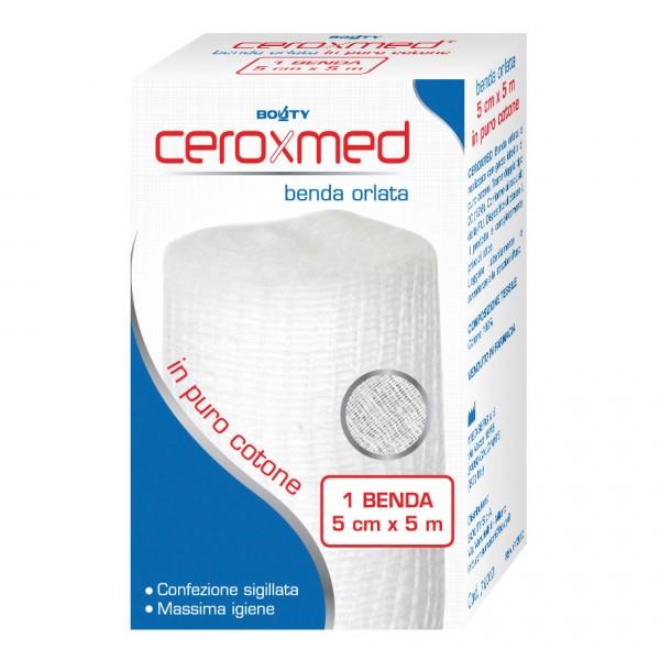 CEROXMED Benda Orlata m5x 5cm