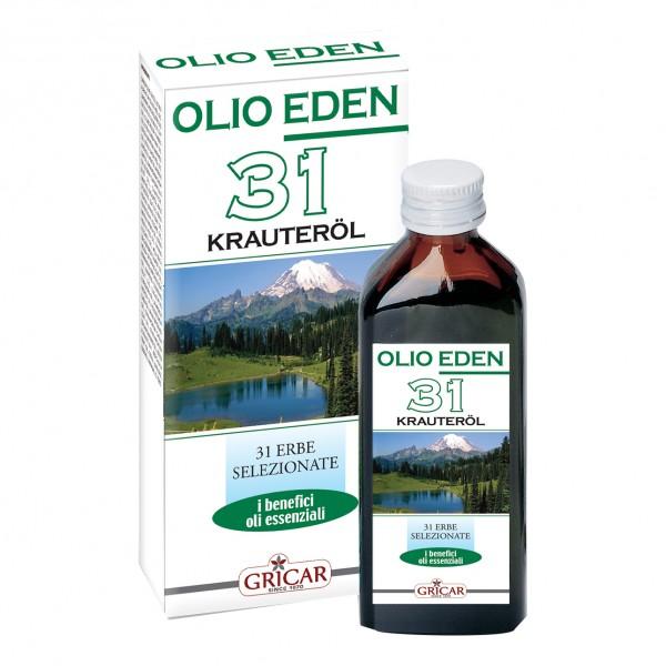 OLIO EDEN 31 Erbe 100ml