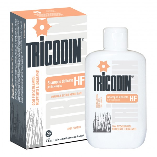TRICODIN Sh.Delicato HF 125ml