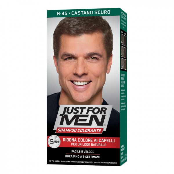 JUST For Men Tint.Cast.Scuro