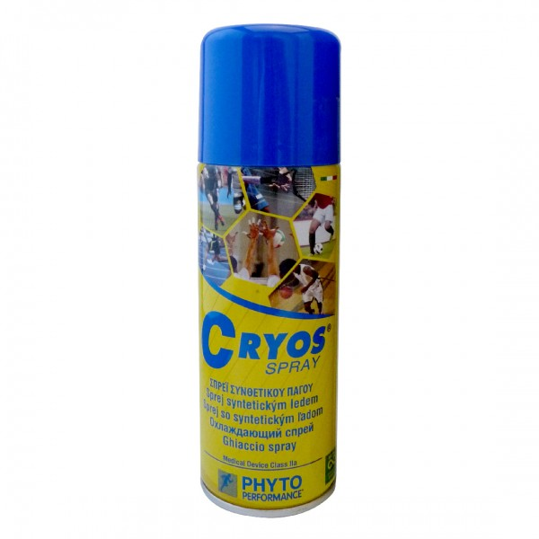 GHIACCIO Spray 200ml  CRYOS
