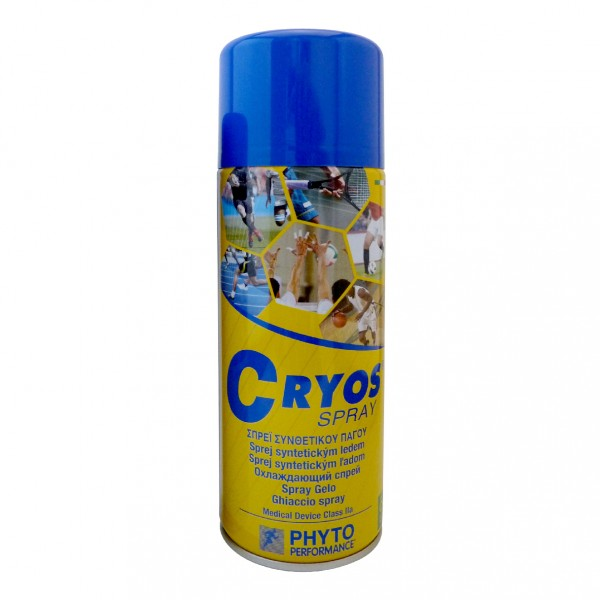 GHIACCIO Spray 400ml  CRYOS