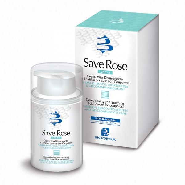 SAVE ROSE Crema 50ml
