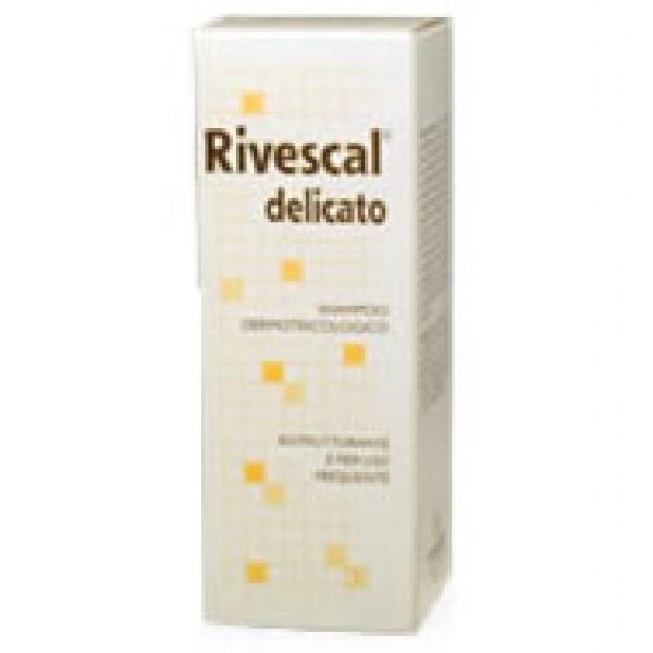RIVESCAL Shampoo Delic.125ml