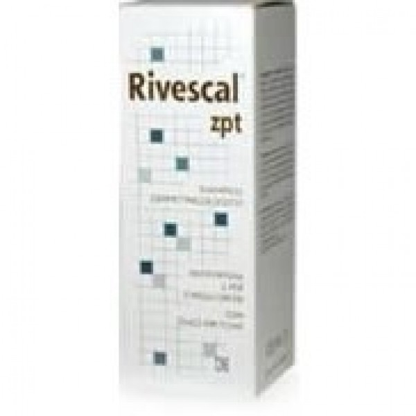RIVESCAL ZPT Shampoo 125ml